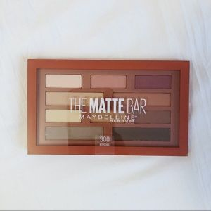 The Matte Bar by Maybelline